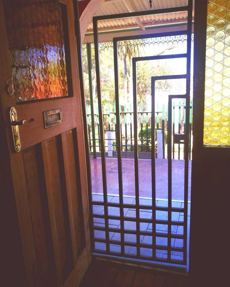 Get yourself a security door like this one . Available from #Windorpro . We can build custom made Doors security doors to your needs. #securitygate #trellisdoors #gates #doors #doorframe  #doorsupply #doorsoftheworld  #customdoor