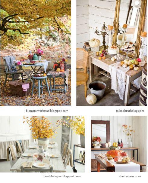 autumn table, jesienny stół, autumn decorations, jesienne dekoracje