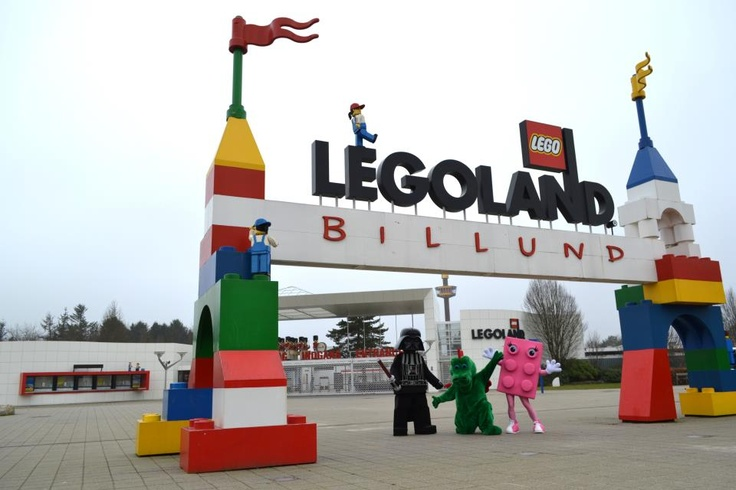 Legoland Billund , Denmark