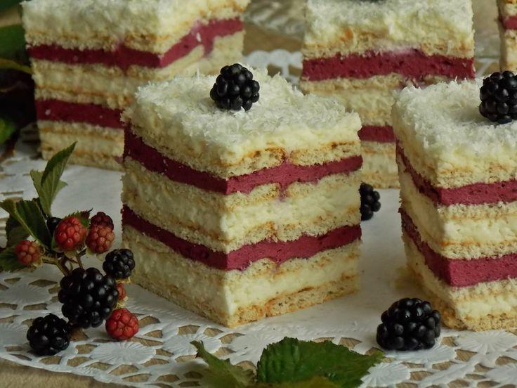 Ciasta przekładańce |