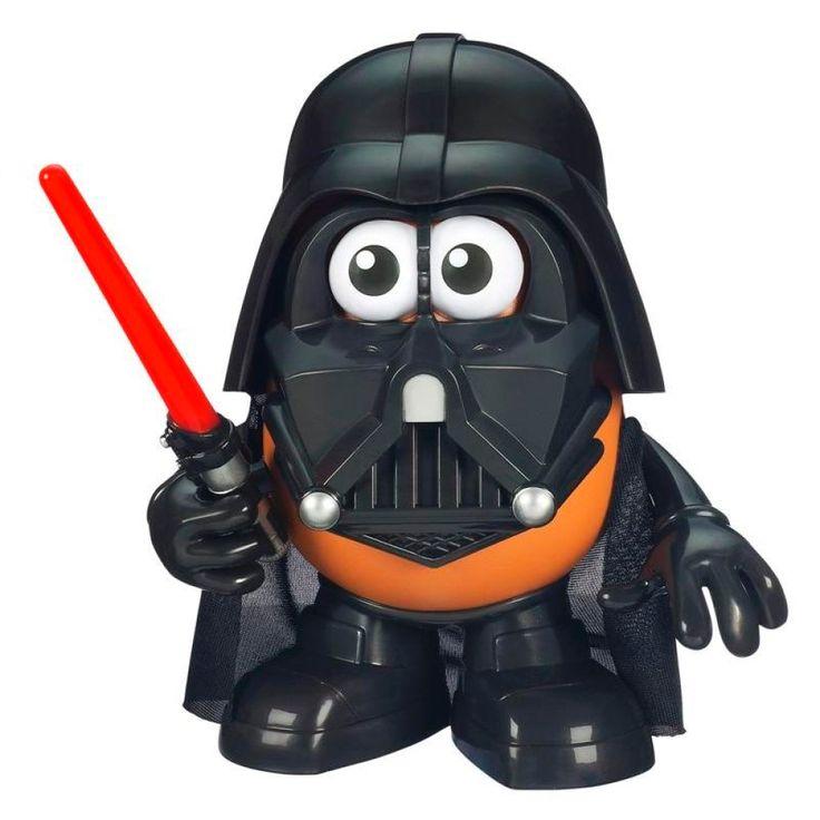 Sr. Cara de papa Hasbro Darth Vader *Hasta agotar existencias*