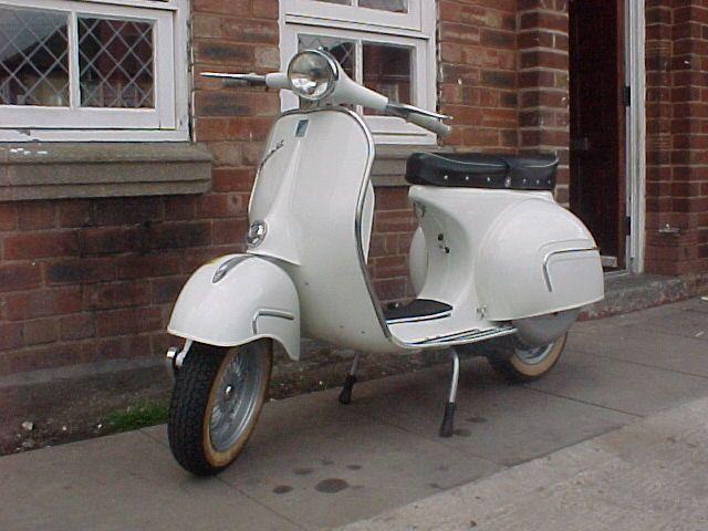 1964 Vespa GS160 MK2 - Qualche gioia, tanti dolori...