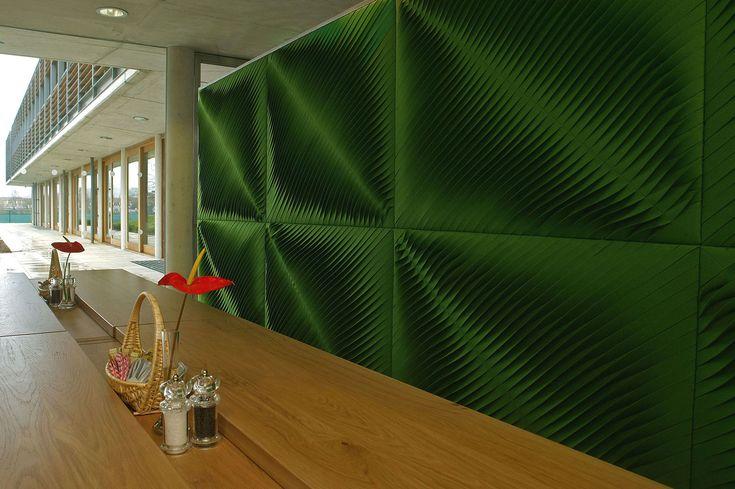 Anne Kyyrö Quinn - Acoustic Wall Panel - Modular