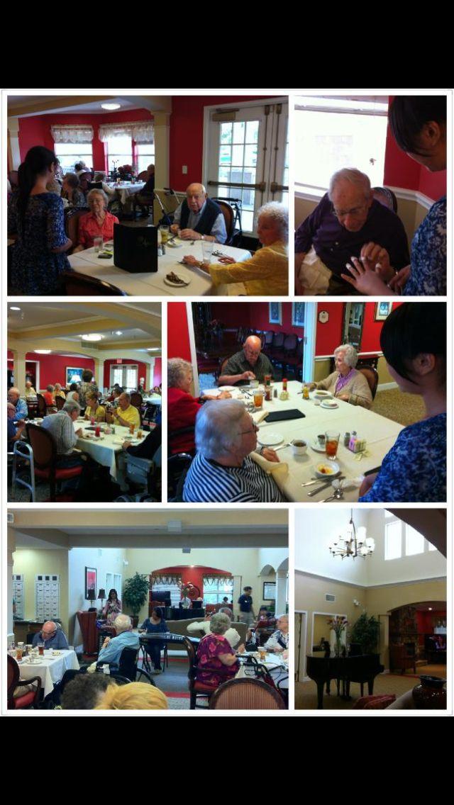 Atria Senior Living Center :)