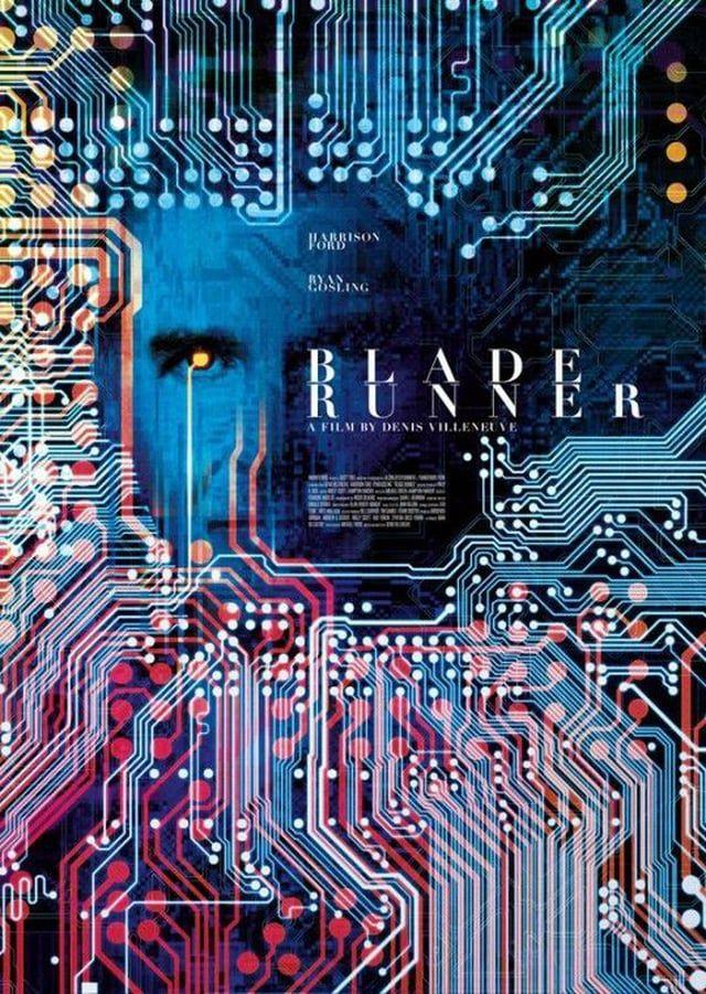"""Blade Runner 2049"" (2017) trailer / #film #scifi #cinema #action"