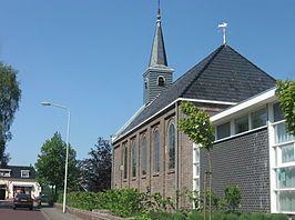 Kerk van Oudehaske