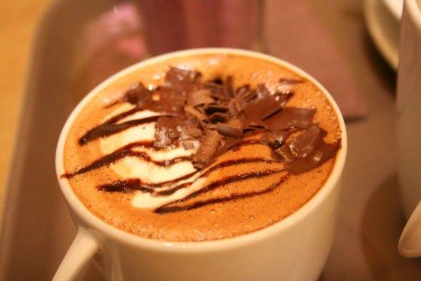 Laderach Chocolatier Suisse Cafe in Seoul, South Korea | koreaye.com