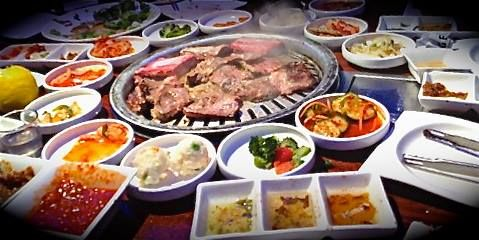 Gen Korean BBQ and Yakitori, Tustin, CA: Bar,Korean BBQ