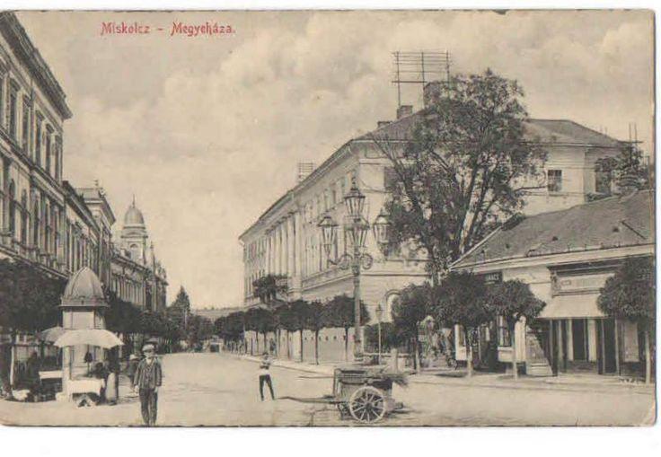 Városház tér, Megyeháza
