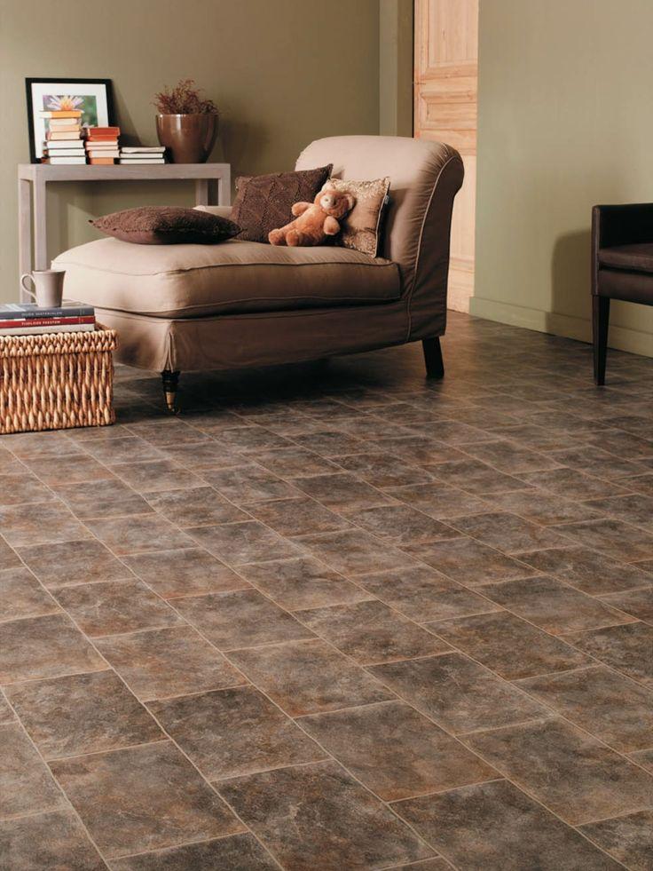 alfombras de vinilo imitación baldosas