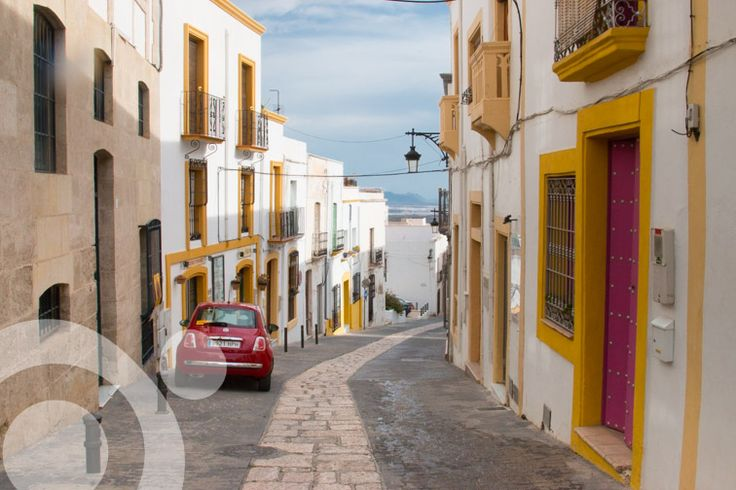 #Nijar village. More information to plan your trip to #Cabo_de_Gata in www.qnatur.com
