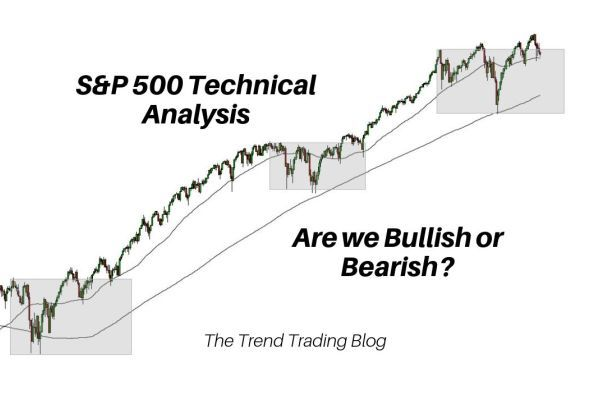 The Trend Trading Blog Follow Along My Journey As A Stocks