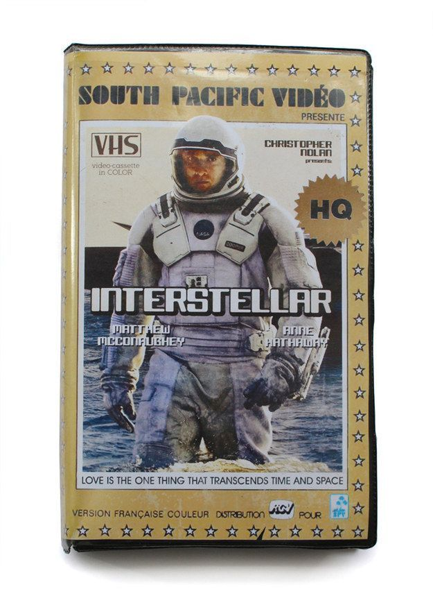 VHS box