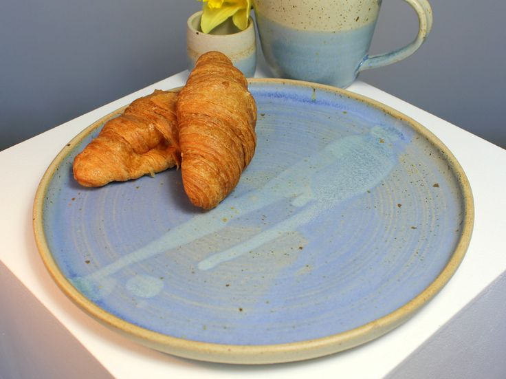 Libby Ballard 'Speckled' Range - Large Plate available from Signature Ceramics