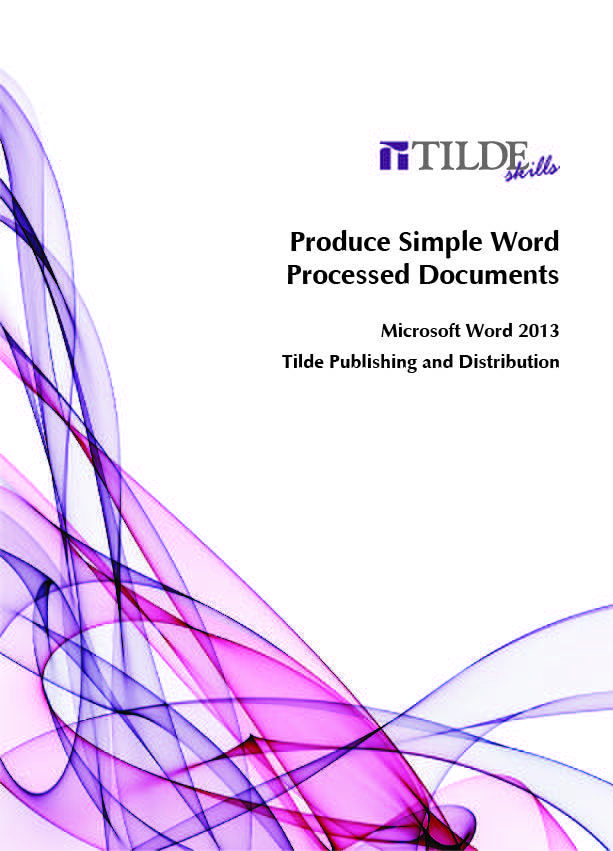 microsoft word cover template