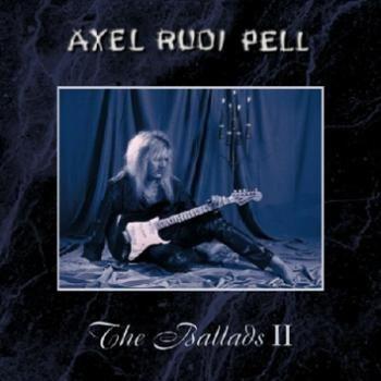 """L'album di #AxelRudiPell intitolato """"The Ballads II""""."""