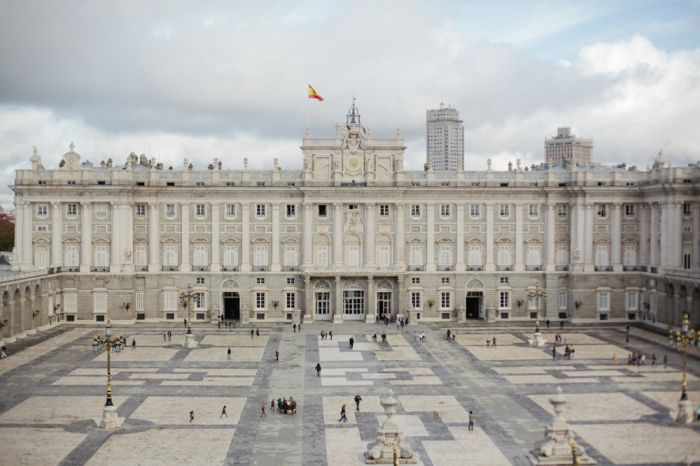 Royal Palace of Madrid | photography by http://saragray.net/