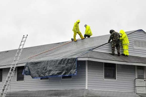 Voted Best Knoxville Emergency Roofing Emergency Roofing Services In Knoxville Tennessee Emergency Roof Repair Roof Repair Roofing