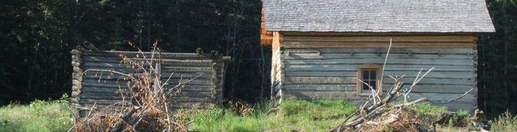 The Ewan Moberly Homestead in Jasper National Park | HI Canada - Pacific Mountain Region