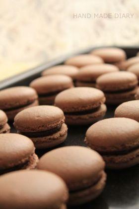 「ショコラのマカロン」もそ | お菓子・パンのレシピや作り方【corecle*コレクル】