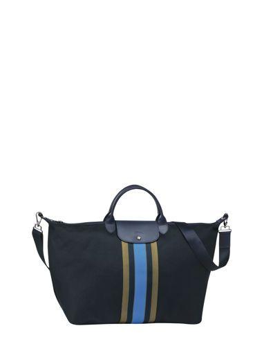 Longchamp Reistassen Blauw