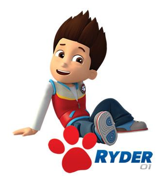 Ryder from PAW Patrol | Nickelodeon Africa