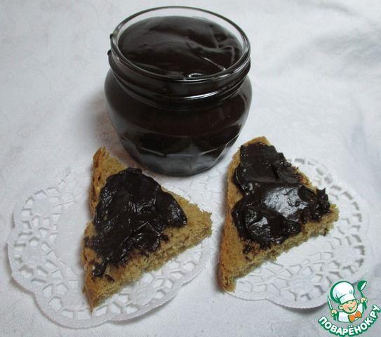 Шоколадная паста без пшеничной муки ингредиенты