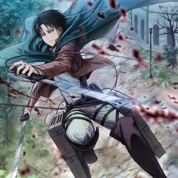 Levi Attack On Titan 4k 3840x2160 Wallpaper Attack On Titan Anime Fandom Attack On Titan 2