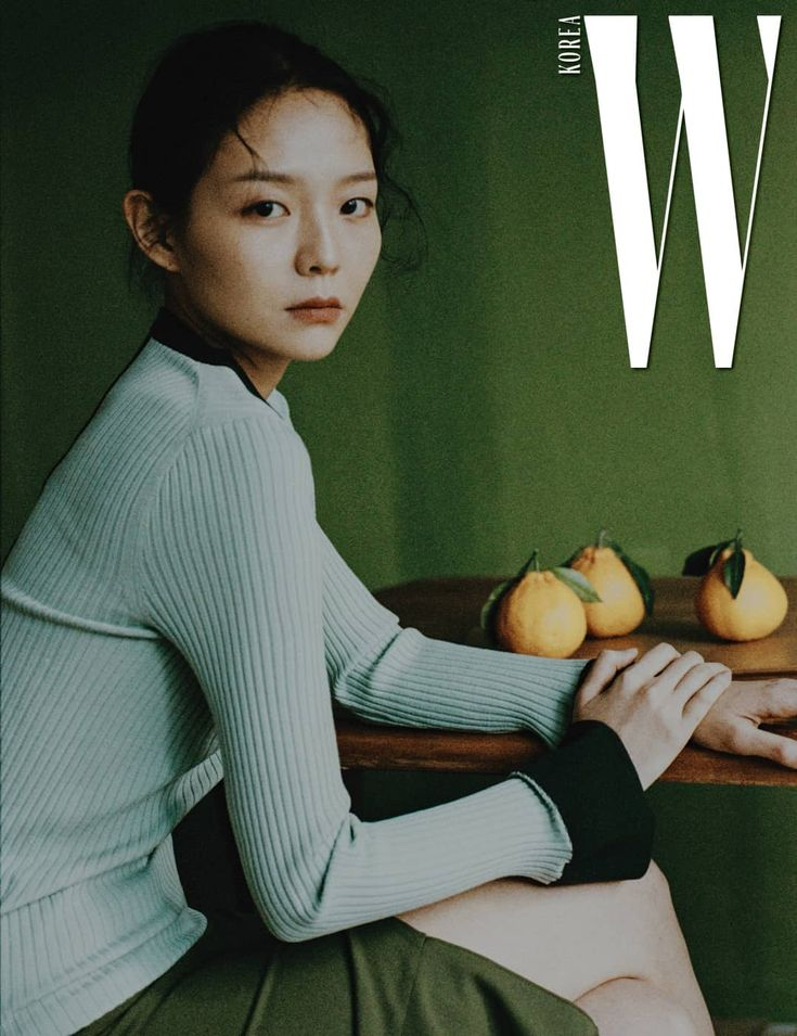 Esom - W Magazine March Issue '17