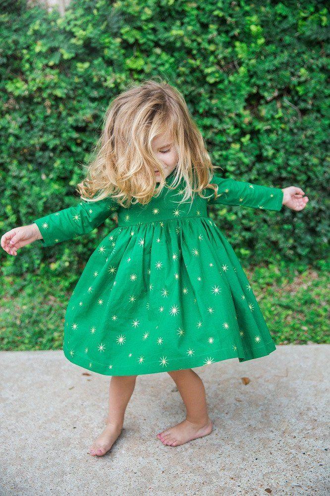 1000 Ideas About Girls Christmas Dresses On Pinterest