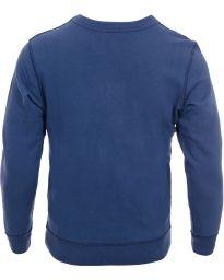 GANT Rugger Luxe Et Veritas Sweatshirt Parisian Blue