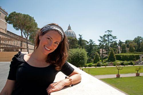 Amanda Ruggeri, Yale UniversityPhotos Courtesy, Meeting Amanda, Forward, Hollywood Hotties, Terrific Italy, Amanda Ruggeri, Italy Travel, Training Options, Rome Travel