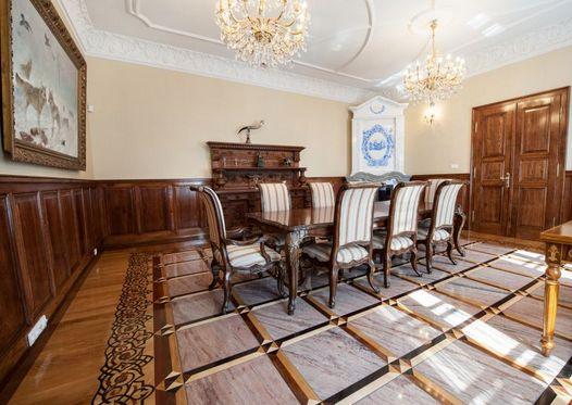 Sala Myśliwska w Pałacu Sulisław
