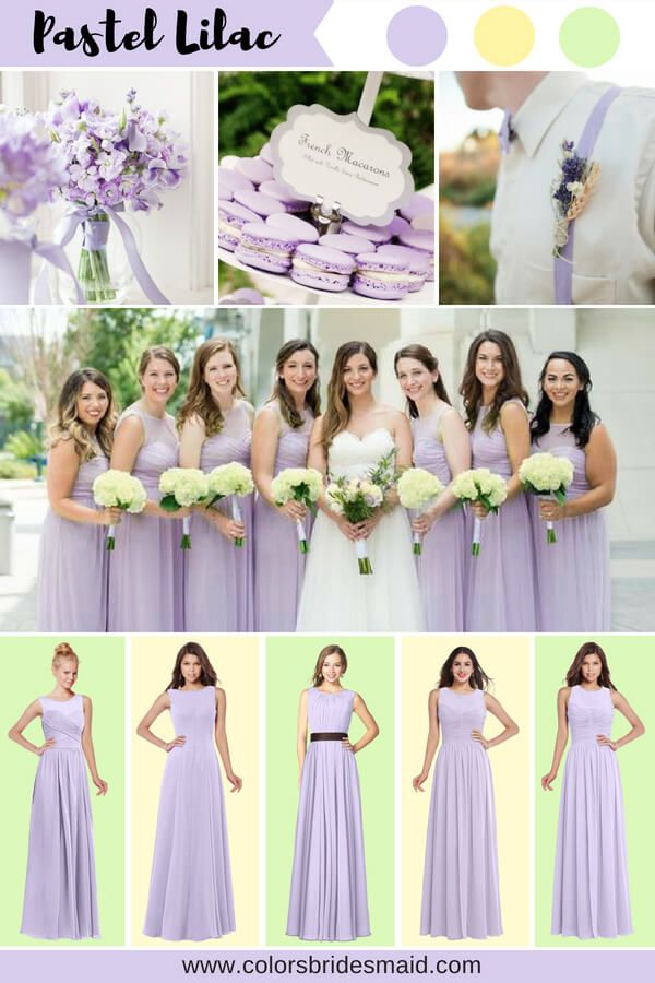 Lilac Bridesmaid Dresses Lilac Bridesmaid Dresses Yellow Wedding Dress Purple Bridesmaid Dresses