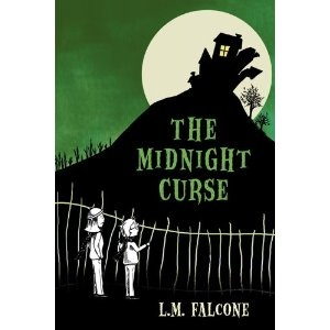 The Midnight Curse, written by L.M. Falcone