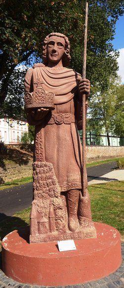 Lothair Carolingian, I