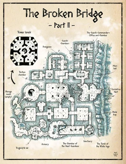 514 best images about d d dungeon maps on pinterest for Floor 2 dungeon map