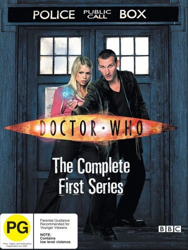 Doctor Who - Complete Series 1 DVD Box Set
