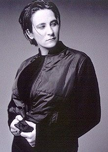 k.d. lang- great voice. Saw her at Radio City Music hall. Not a good night to pick up a lady at that show lol.