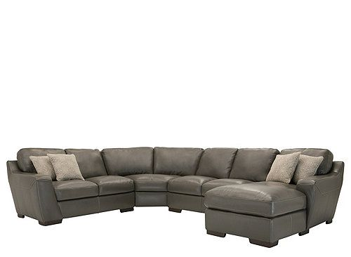 Sofa Beds Carpenter Leather Sectional Sofa Raymour and Flannigan