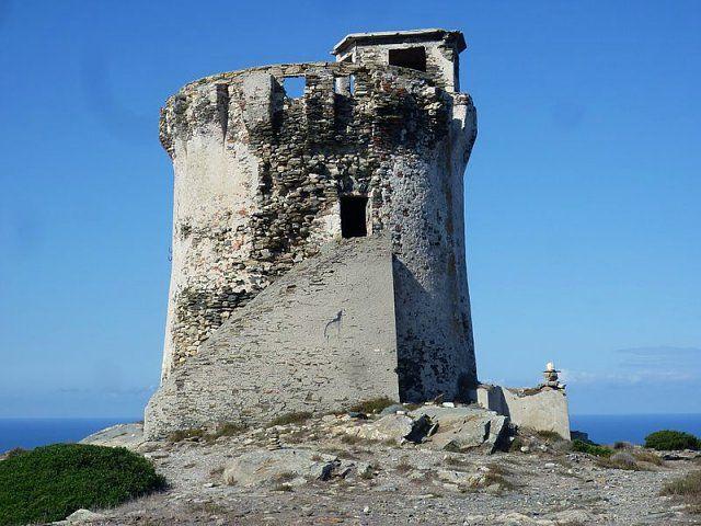 Stintino  - torre del Falcone