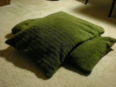 Easy To Make, Clean And Heat Pet Beds!