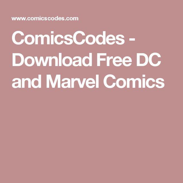 ComicsCodes - Download Free DC and Marvel Comics