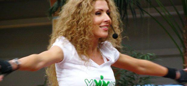 Secretul siluetei lui Carmen Bruma: suplimente de crom si fitness