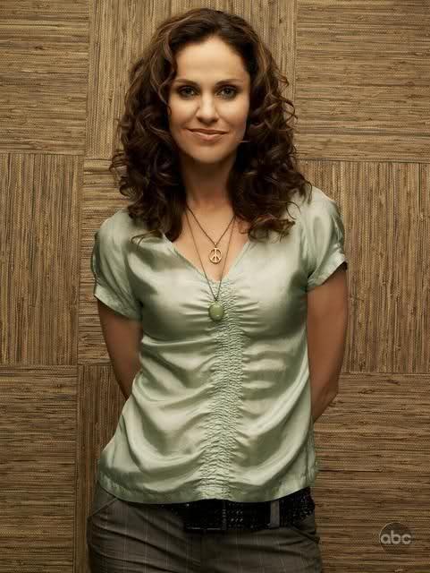 Private Practice star Amy Brenneman