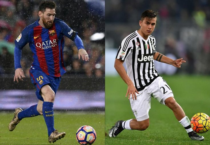 Top Latest hot news trend: Dybala the Next Messi? 'He Can Go as High as He Li...