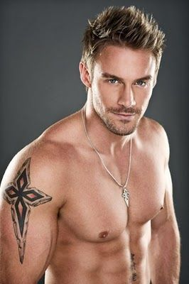 Jessie Pavelka is my Christian Grey
