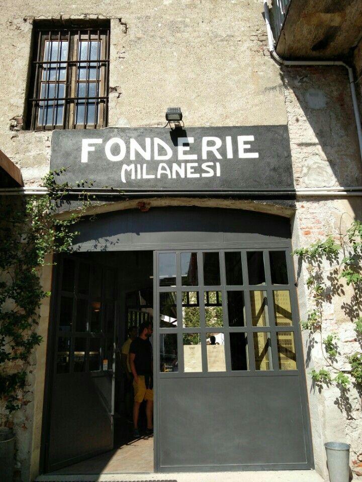 Fonderie Milanesi nel Milano, Lombardia