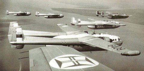 Portuguese Air Force (Noratlas transport planes) - African Colonial War 1961-74