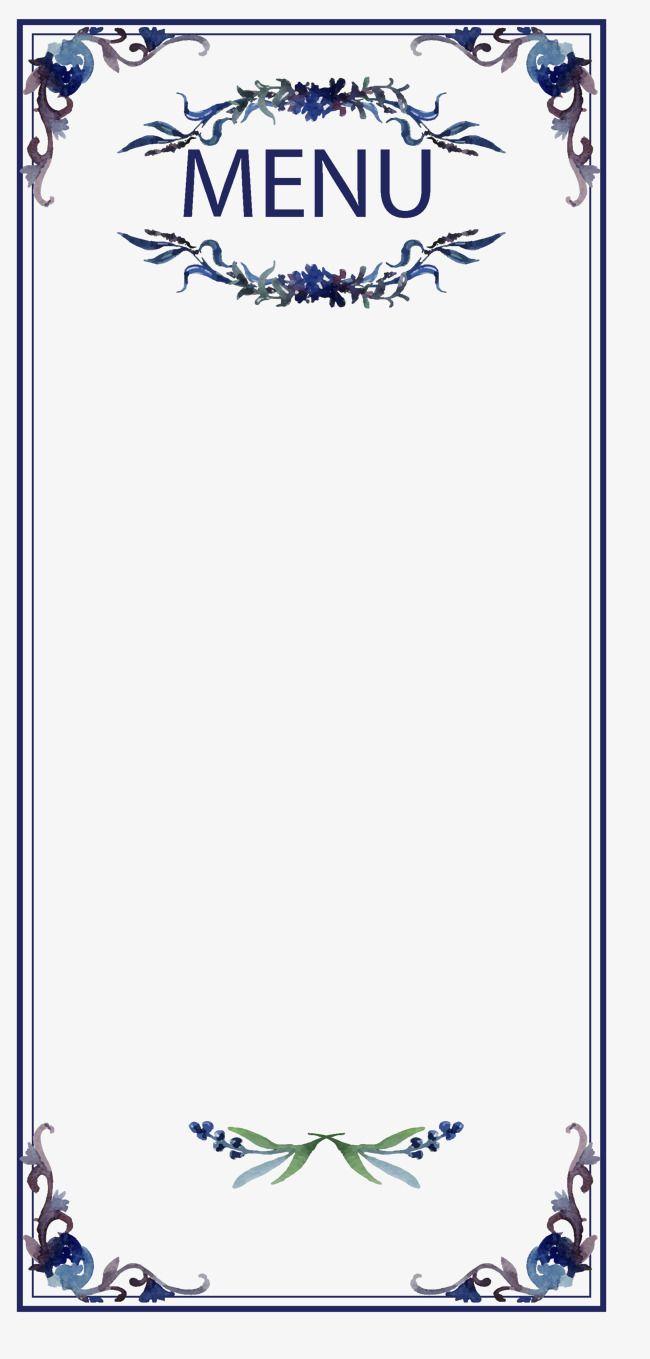 Decorative Lace Material Vector Menu Wedding Decoration Material Creative Borders Beautiful Lace Png Transparent Clipart Image And Psd File For Free Download Menu Card Design Free Printable Menu Template Printable Menu